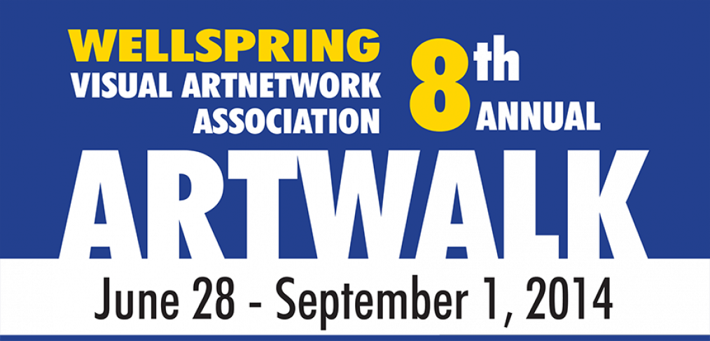8th Annual ArtWalk 2014