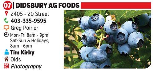 Didsbury AG Foods