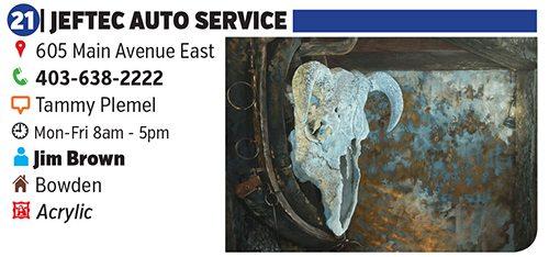 Jeftec Auto Service