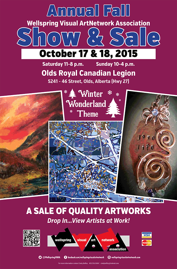 Fall Sale 2015 Poster