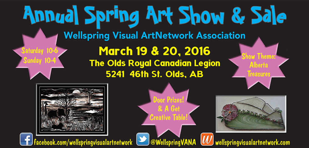 March Show and Sale 2016